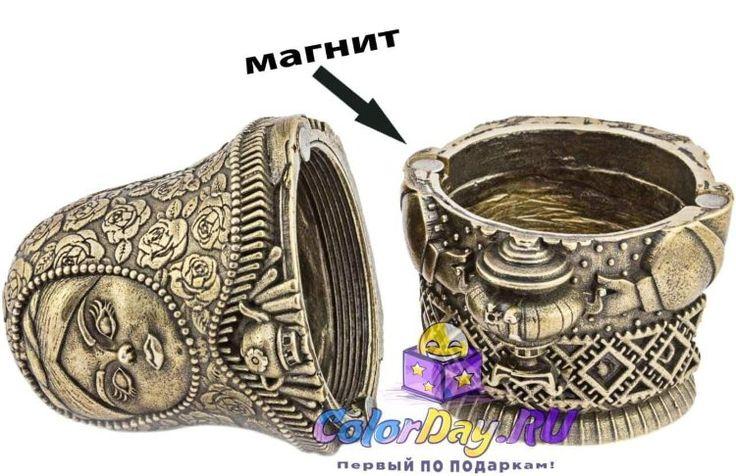 "шкатулка ""Матрешка Большая"""