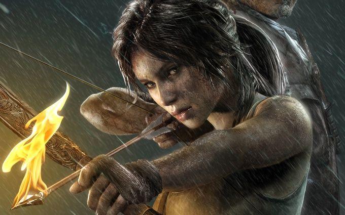2013 Lara Croft Tomb Raider   Free Desktop HD Wallpaper