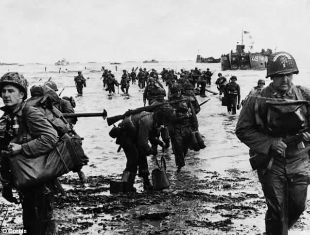 D Day Invasion Saving Private Ryan Revealed: Shrapnel and...