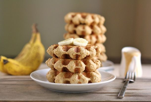 ... Waffles on Pinterest | Waffles, Zucchini waffles and Whole wheat