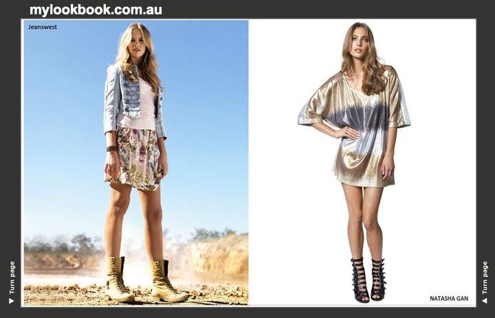 Natasha Gan on www.lookbook.au