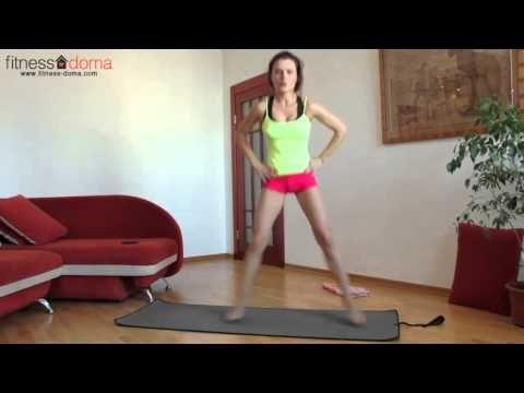 Упражнения для похудения живота   Beauty Sport