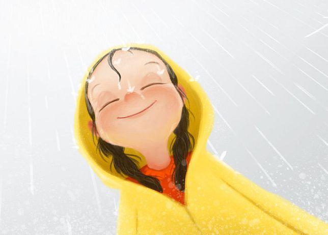 """""""Ah, lluvia. Sí, lluvia."""""""
