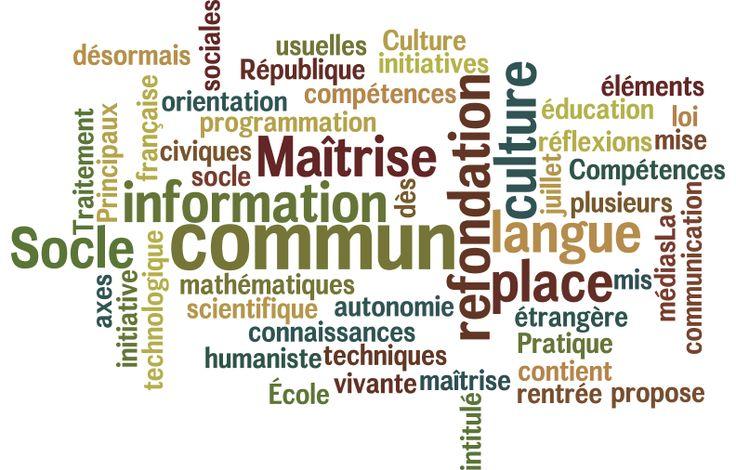 Traitement et maîtrise de l'information : réflexions et initiatives pour une éducation aux médias