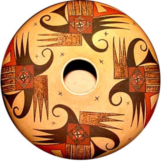 Símbolos nativos americanos; El viento