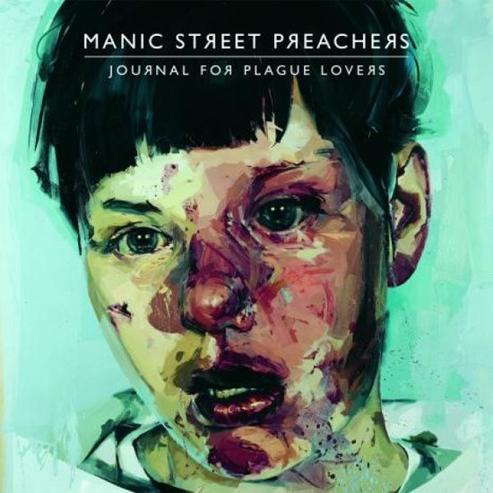 Manic Street Preachers - Journal for Plague Lovers #album #art #painting #music #cover