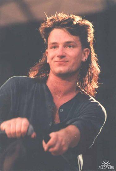 U2's early days - Bono