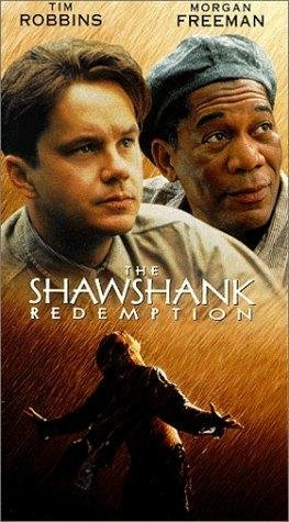 The Shawshank Redemption: watched this bad boy the other day. I loved it! I'm glad I bought it!