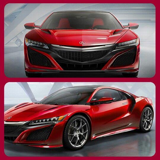 Acura Nsx, Nsx, Sports Car