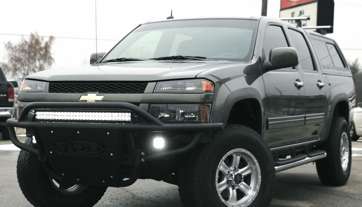 2004 - 2012 Chevy Colorado Stealth Front Bumper