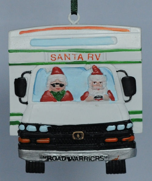 1000 images about rv christmas on pinterest for Airstream christmas decoration