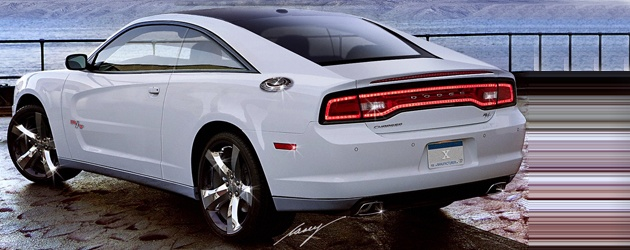 2012 Dodge Charger Coupe... Interesting!