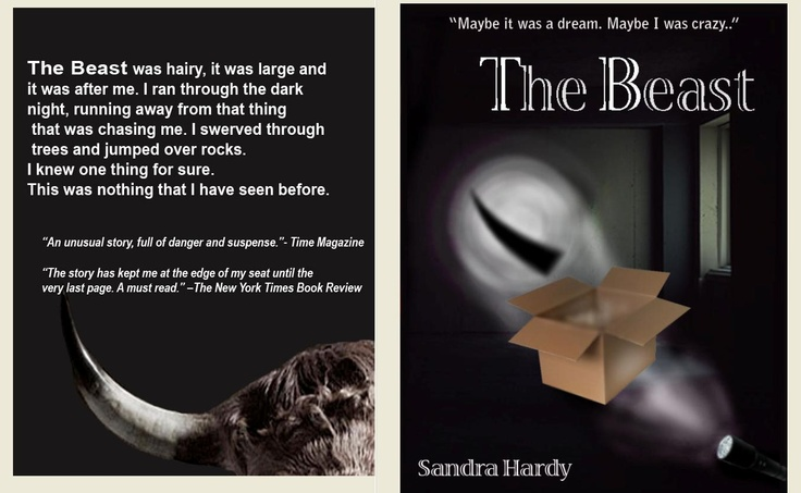 The Beast - Book Cover