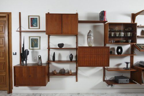 1965 poul cadovius royal system wall furniture