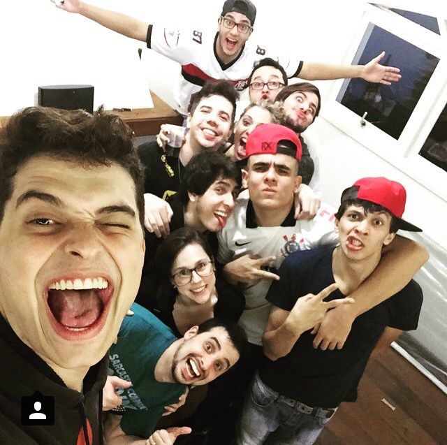 Youtubers BR