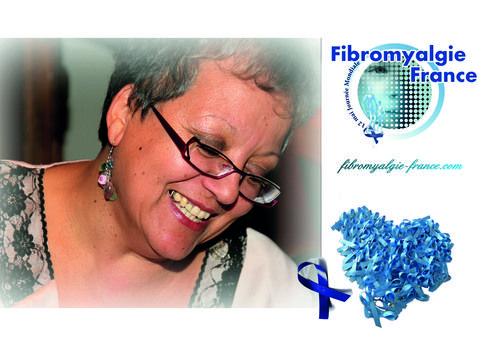 """Le témoignage de Carole, Présidente de l'association Fibromyalgie France """"je suis devenue une « résignée positive » ce qui laisse la place à encore plein de défis !"""""""