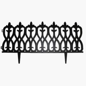 Amazon.com: Deluxe French Ivy Resin Fence: Pet Supplies