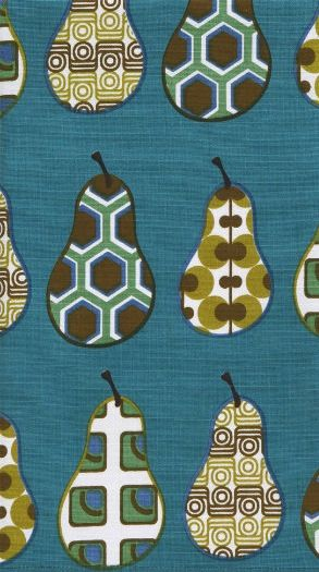 mmm... gives me an idea. . . applique pears for a quilt with a touch of stalky embroidery.