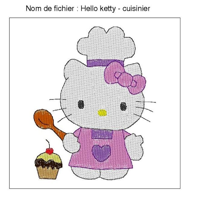 Hello ketty - cuisinier
