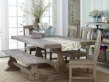Jason Dining Table - traditional - dining tables - - by Elte