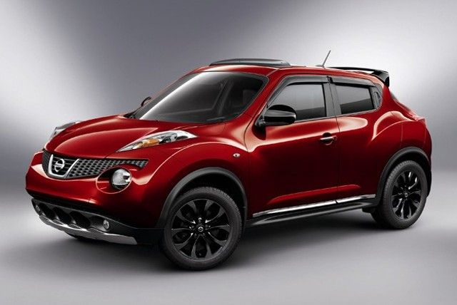 2013 Nissan Juke... Another small SUV that I have eyed