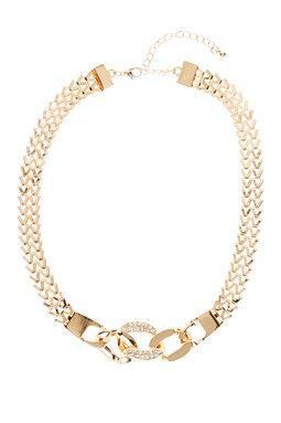 Chain My Neck Choker