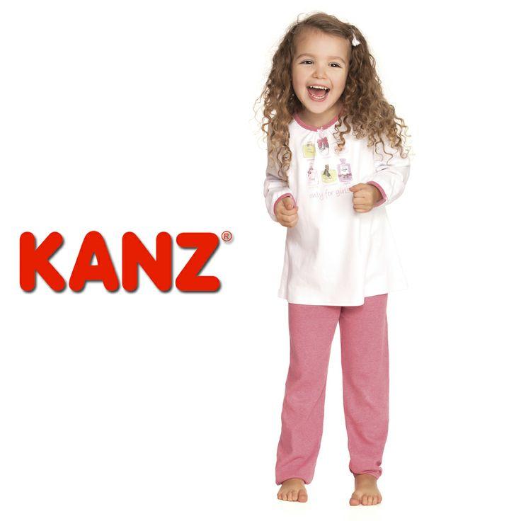 Kanz, pijama takımlarıyla çocuklarınız uyurken de yanınızda! Hem de %20 'Yeni Sezon İndirimi' ile!