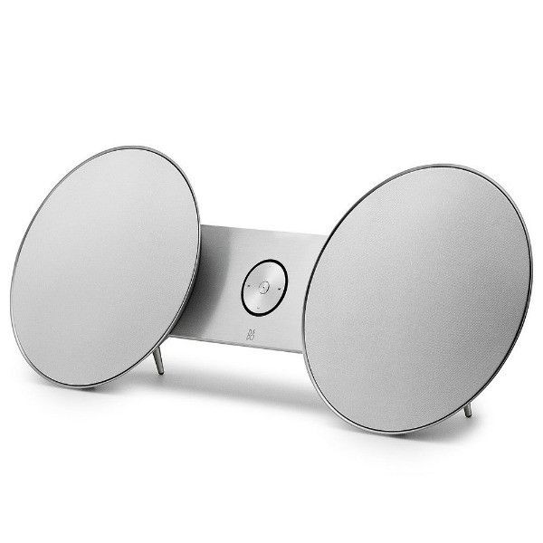 Bang and Olufsen, sound system, very modern and chic