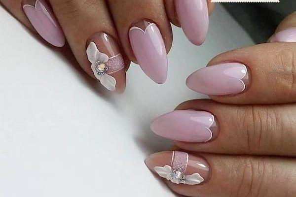 Modnyj Francuzskij Manikyur 2019 Nezhnost Kak Ona Est Pink Nails