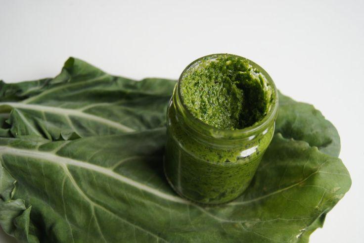 Kohlrabi - Pesto - Vegan einfach