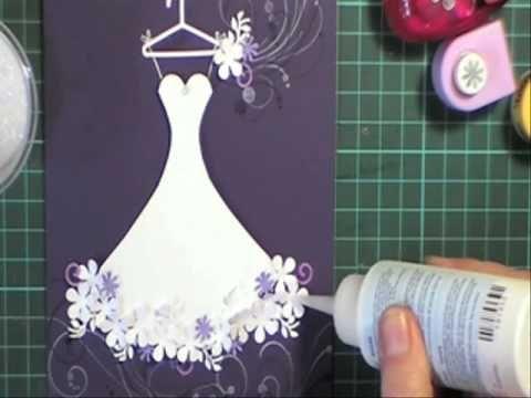 Wedding Dress card