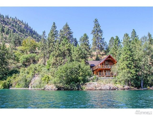 Serenity Now On Lake Chelan The Name Speaks For Itself The