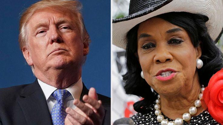 FOX NEWS: Trump slams 'wacky' Rep. Wilson says she's 'disaster for the Dems'