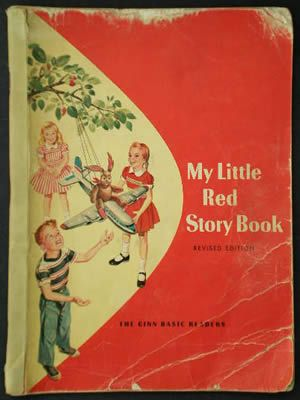 In elementary school our class read My Little Red Story Book as well as the My Little Yellow, Green and Blue Story Books.