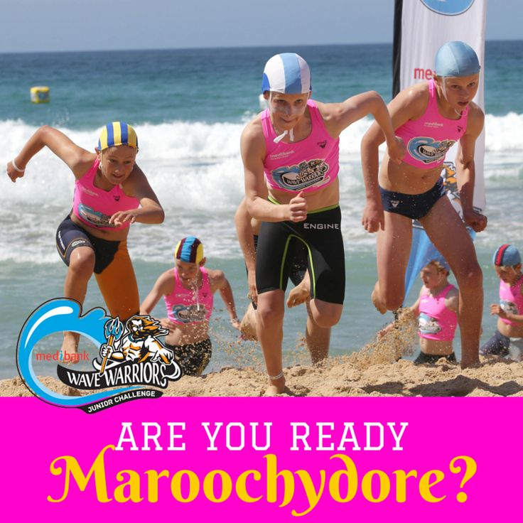 Are you ready Maroochydore, QLD? One week to go for the event! Deadline for entries is now at midnight on Thursday 18 February, 2016. Don't miss out on the last event for the season! For more information and to register visit here: http://www.wavewarriors.com.au/events/MAROOCHYDORE-QLD-4.htm Remember, Medibank members receive 15% off at checkout. #medibankwavewarriors #wavewarriorsaus #wavewarriors #GenBetter #surflifesaving #medibank #maroochydore #sunshinecoast