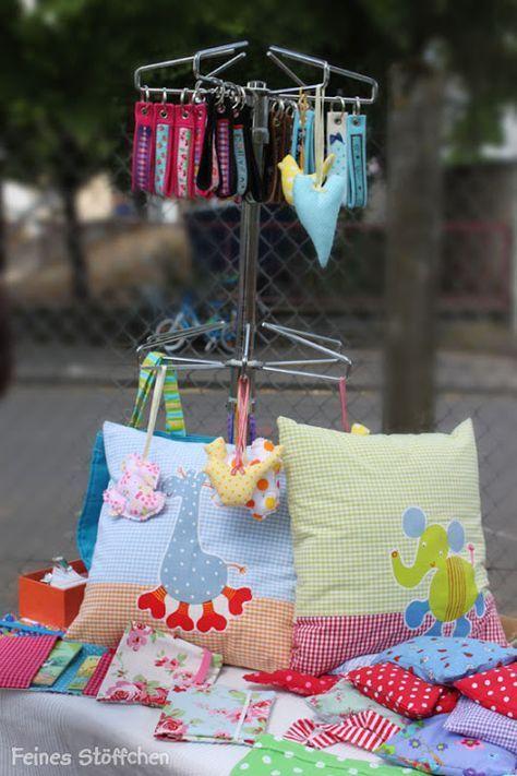 """Kostenlose Anleitungen für Kindergartenbasar und """"den guten Zweck""""   Feines Stöffchen: Nähen für Kinder, kostenlose Schnittmuster, Stickdateien, Stoffe und mehr."""