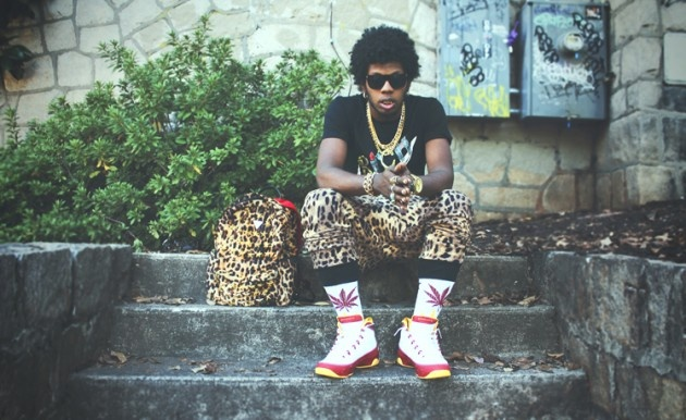 Trinidad James for Joyrich by Wish