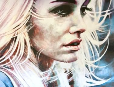 Check Out This Collection Of Art Curated By Jessica Mcqueen At Saatchi Art Art Art Ideas How To Draw Hair Thomas Saliot Art