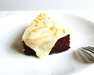 Appelsinkake Glutenfri Vegansk Kake Gammeldags Hjemmebakt Polentakake Kikertmel