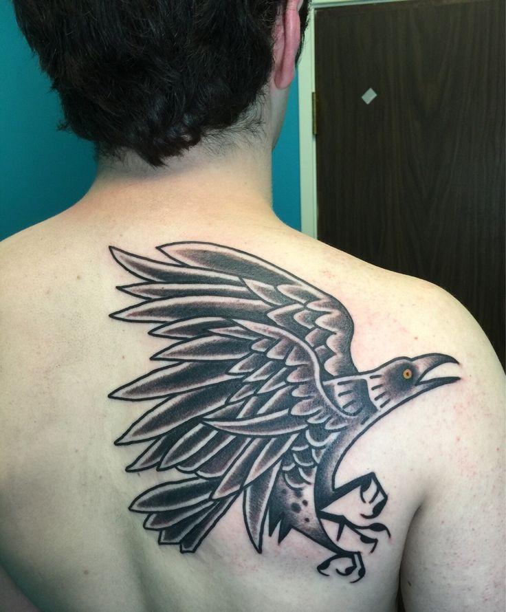 55 best yatagarasu images on pinterest crows ravens for Cat tattoo addison