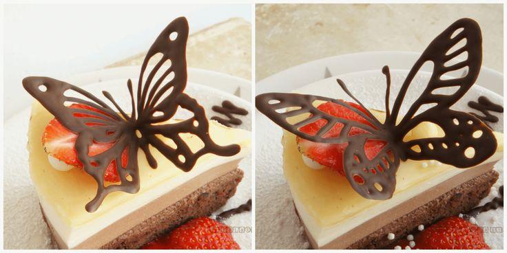 ...Мир без границ: МК: Бабочка из шоколада... //Crafty Ann... и катание верхом)