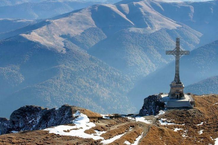 Crucea de pe Caraiman - Un monument misterios