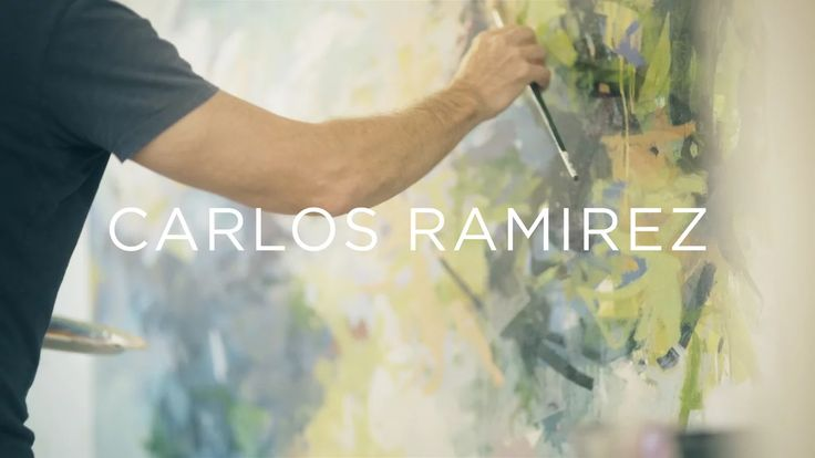 """This is """"Carlos Ramirez Art"""" by Stephen Withers on Vimeo, the home for high quality videos and the people who love them."""
