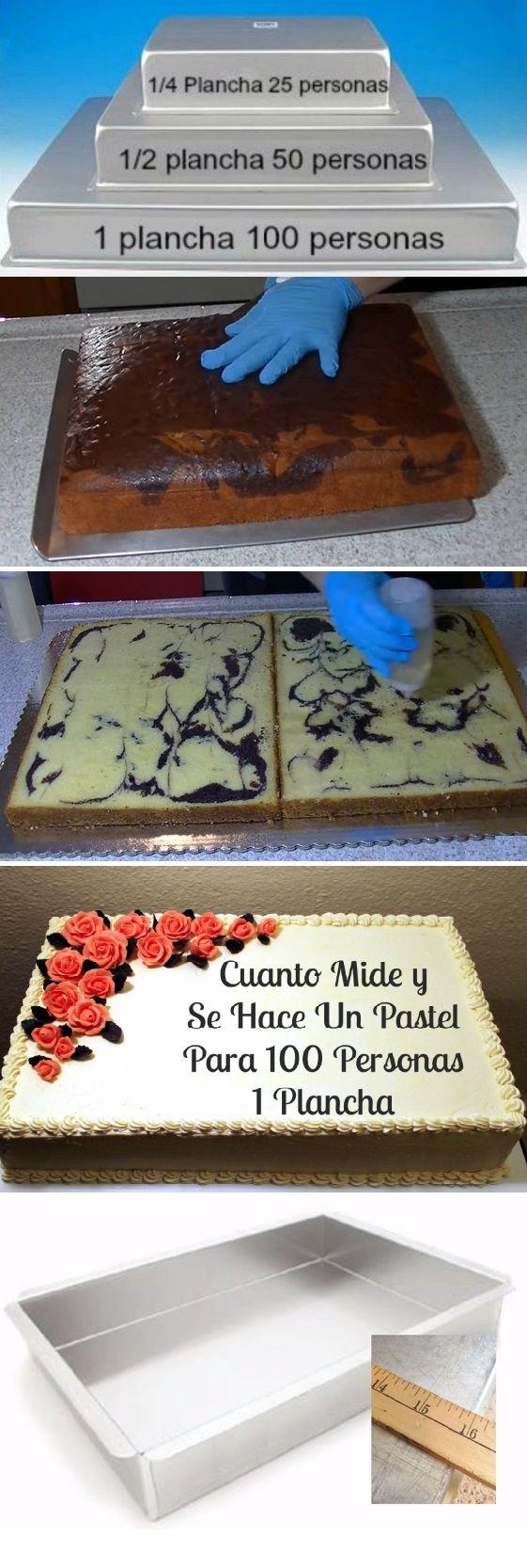 Si tienes que hacer una tarta para muuuchas personas este video te será muy útil, Mira Cómo hacer una tarta para 100 personas …  #recipe #recetas #plancha #cocina #fiestasinfantiles #tartas  #tortas #pastel   obtendrás una preciosa y tentadora tarta que va a hechizar a todos los invitados...