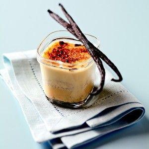 Crème brûlée à la yaourtière