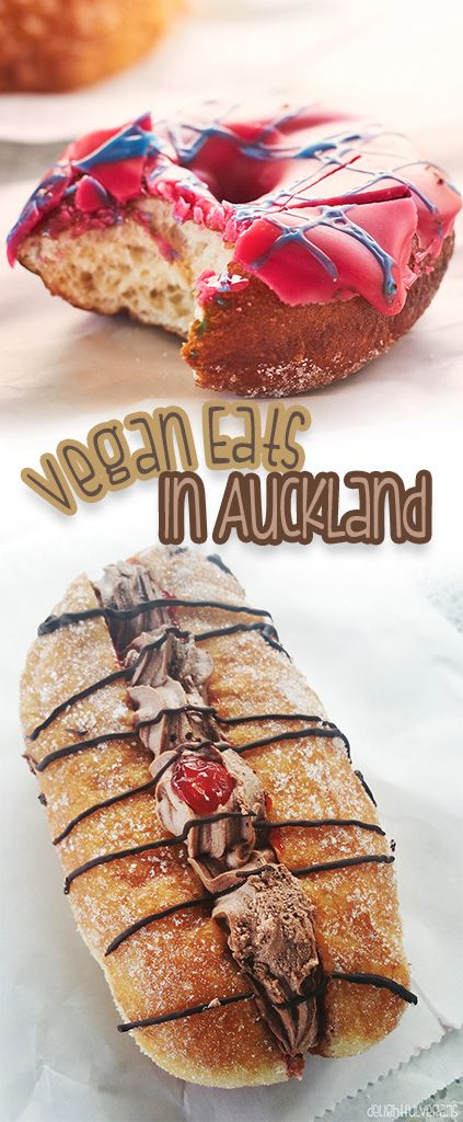 Vegan Eats around Auckland