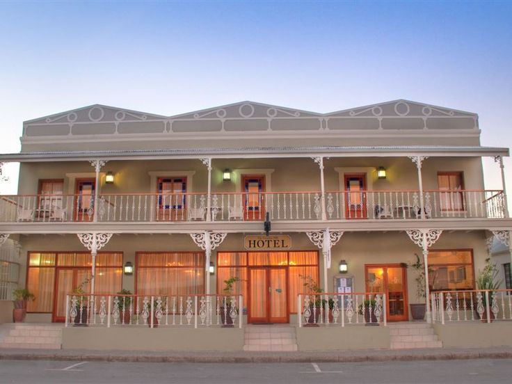 The Victorian Hotel - The Victorian Hotel is situated in the charming and leafy town of Montagu, in the western Little Karoo.  The boutique hotel comprises of nine luxury rooms, which all feature king-size beds, en-suite bathrooms, ... #weekendgetaways #montagu #southafrica
