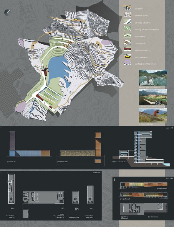 Contest - design new landscape