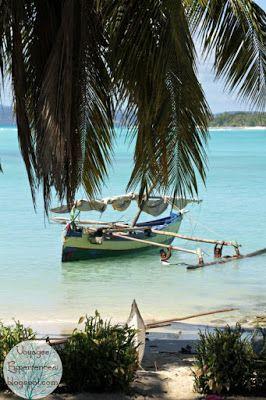 Madagascar:  village de pêcheurs à Nosy Iranja