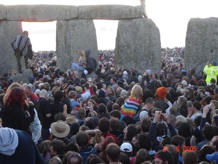 Equinox Festival 2005 - Stonehange